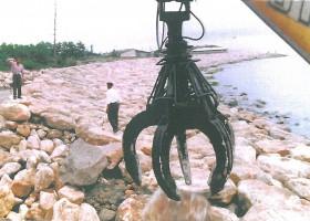 پروژه ساحل سازی چابکسر