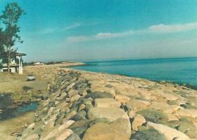 دیوار سازی ساحلی کلاچای