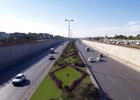 کمربندی صد متری شمالی مشهد