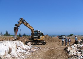 دیوارسازی ساحل دریا در حسن رود