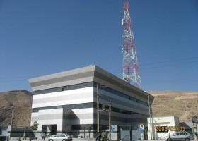 مرکز سوئیچینگ مخابراتی ایرانسل شیراز