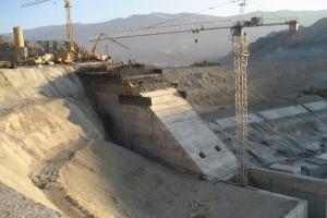 تاریخچه سدسازی ایران