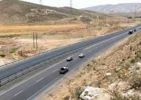 باند دوم محور شیراز دشت ارژن