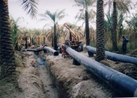 کانال اصلی آب ابادان KQ 1-3