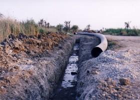 کانال آب رسانی KQ4-5-6