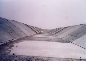 کانال اصلی آب خرمشهر