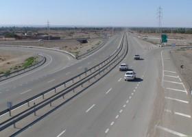 چهار خطه کردن محور شیراز-دشت ارژن