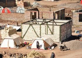 بازسازی مناطق زلزله زده استان آذربایجان شرقی