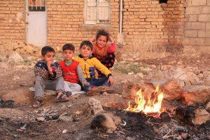 کمک های گروه عمران ایران به زلزله زدگان کرمانشاه