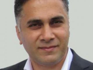 امیرحامد سهرابی - مدیر عامل شرکت مشاور عمران ایران