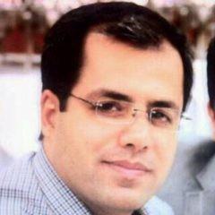 علی معایر - مدیر عامل شرکت سد و عمران پارس گستر