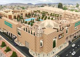 مجتمع تجاری و تفریحی مشیر شیراز